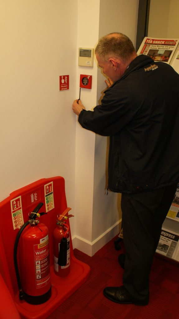 Aberdeen Security - Facilities Management | Fire Alarms - Apardion