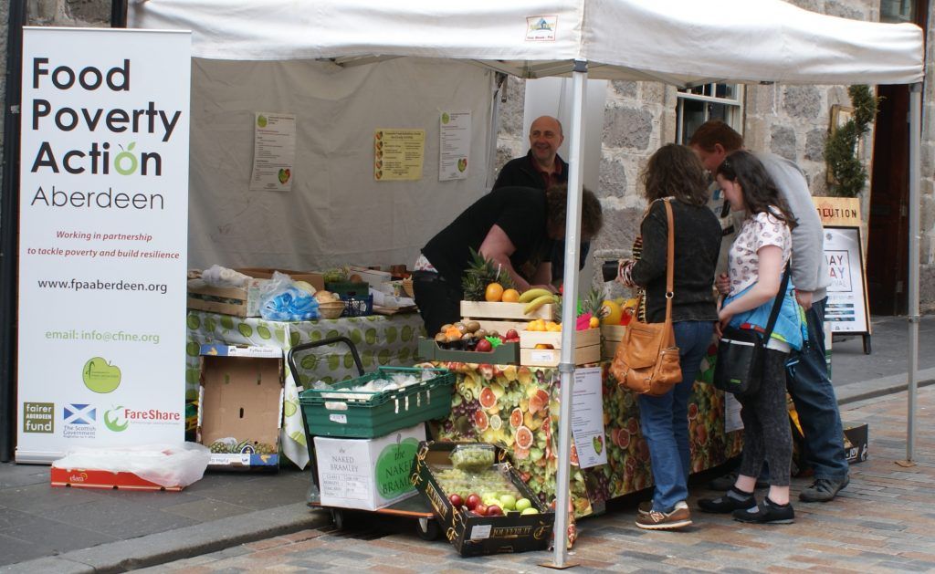 Aberdeen Security - Facilities Management   Great Start at Aberdeen Country Fayre - Apardion