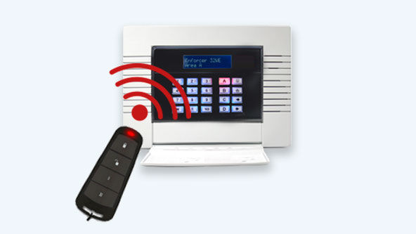 Aberdeen Security - Facilities Management | Portable Wireless Intruder Alarm System Now Available - Apardion
