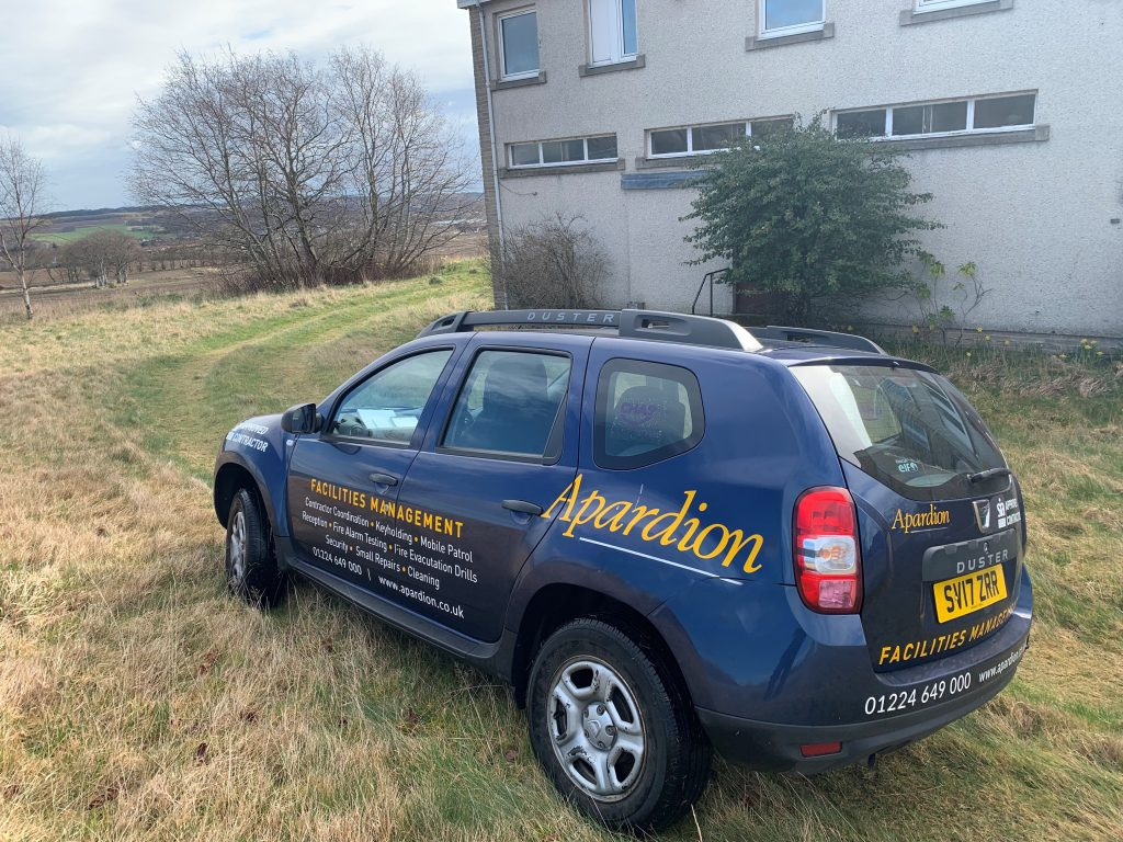 Aberdeen Security - Facilities Management | Vacant Property Inspection - Apardion